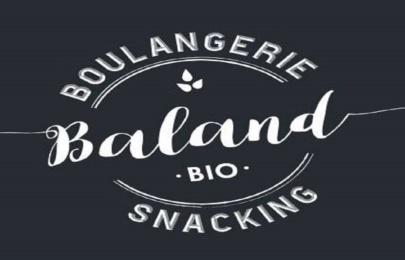 boulangerie baland logo